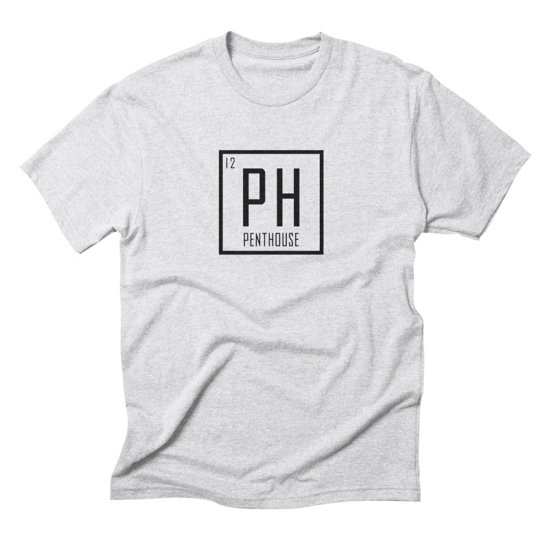 Periodic PH_Black Men's Triblend T-Shirt by Penthouse Media's Shop