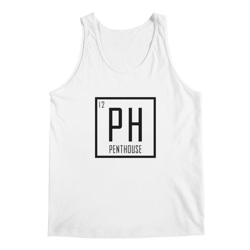 Periodic PH_Black Men's Tank by Penthouse Media's Shop