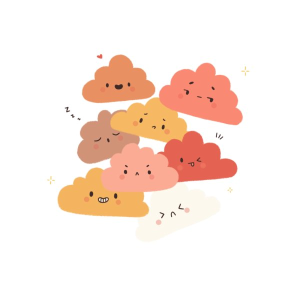 Design for Emotional clouds!