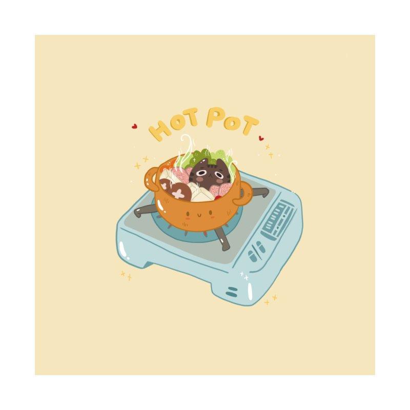 Hot pot love! Accessories Button by Peppermintbtop's Artist Shop