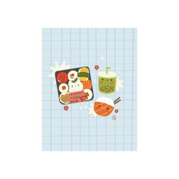 Design for Happy lunch!