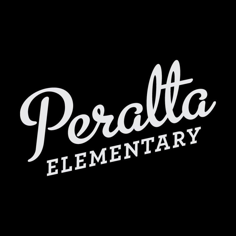 Peralta Script Logo - Grey by PeraltaPride's Artist Shop