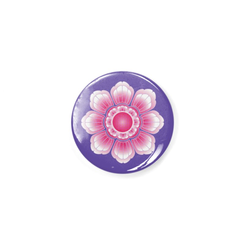 Khmer Lotus Accessories Button by Peregrinus Creative