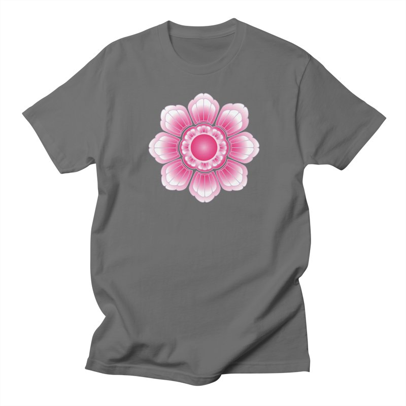 Khmer Lotus Men's T-Shirt by Peregrinus Creative