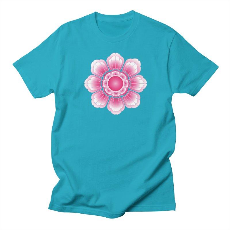 Khmer Lotus Women's Regular Unisex T-Shirt by Peregrinus Creative