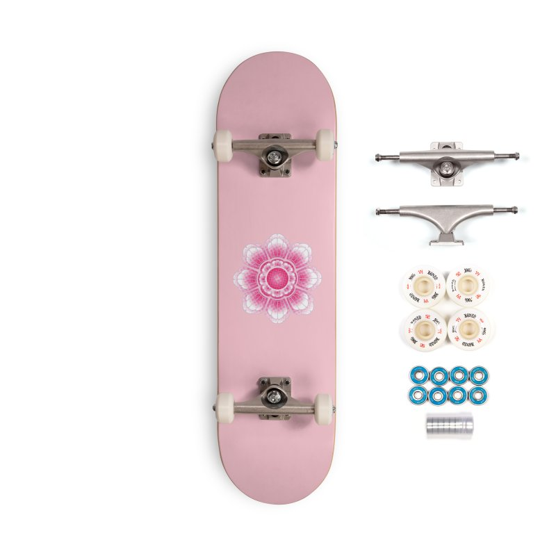 Khmer Lotus Accessories Complete - Premium Skateboard by Peregrinus Creative