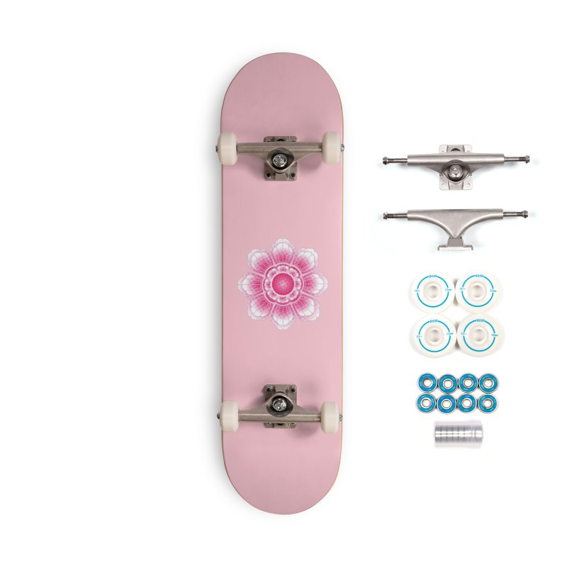 Khmer Lotus Accessories Complete - Basic Skateboard by Peregrinus Creative