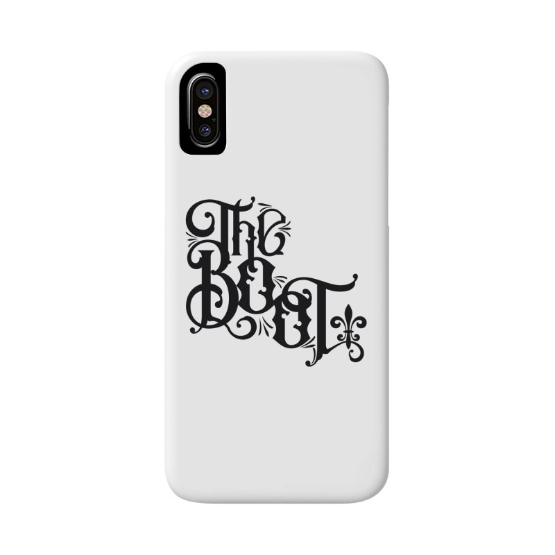 The Boot Accessories Phone Case by Peregrinus Creative