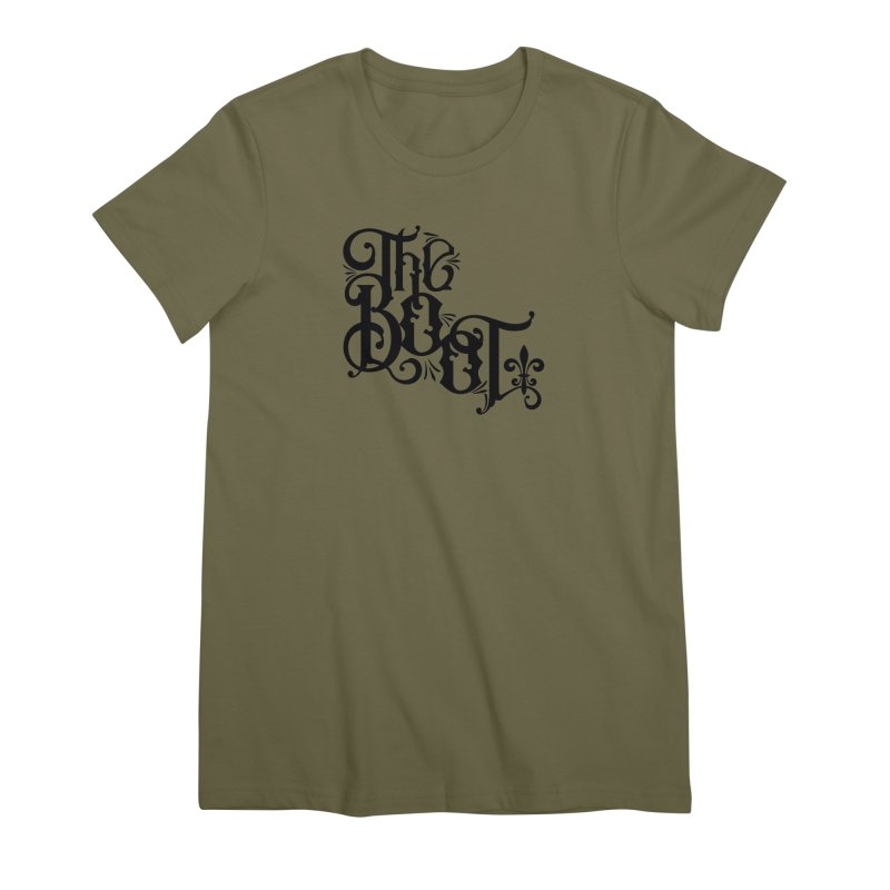 The Boot Women's Premium T-Shirt by Peregrinus Creative