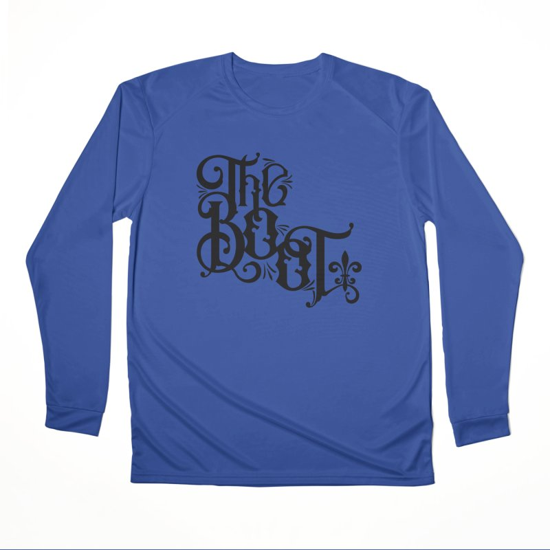 The Boot Men's Performance Longsleeve T-Shirt by Peregrinus Creative
