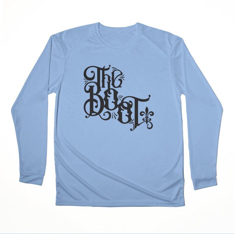 The Boot Women's Performance Unisex Longsleeve T-Shirt by Peregrinus Creative