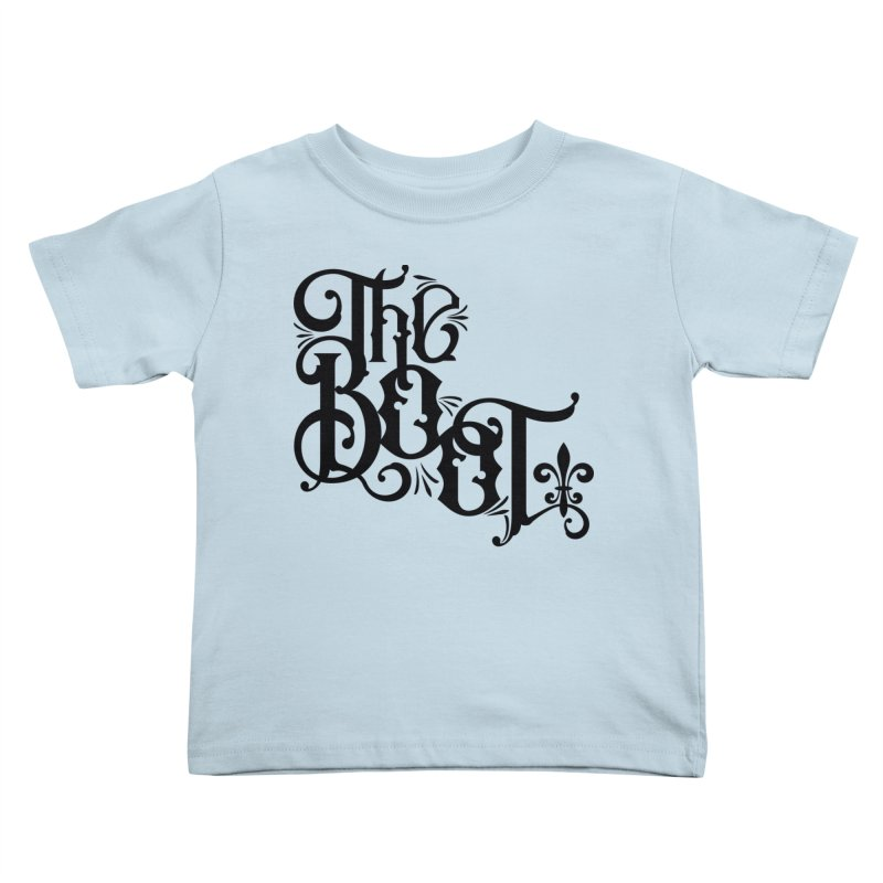 The Boot Kids Toddler T-Shirt by Peregrinus Creative