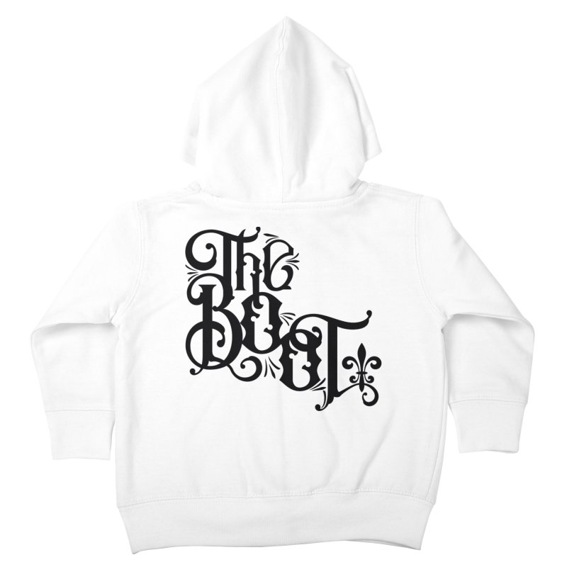 The Boot Kids Toddler Zip-Up Hoody by Peregrinus Creative
