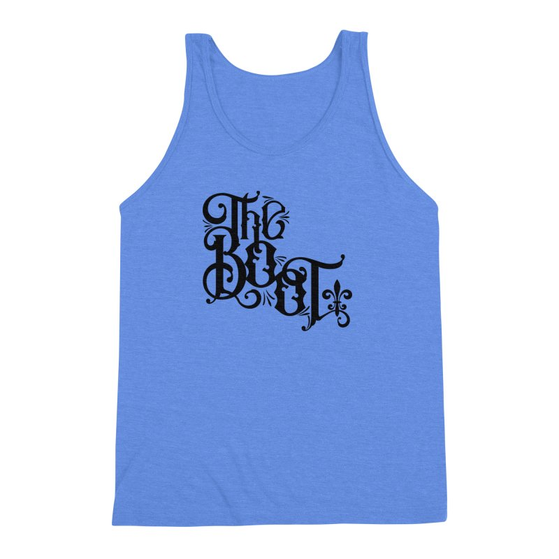 The Boot Men's Triblend Tank by Peregrinus Creative
