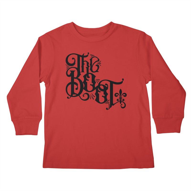 The Boot Kids Longsleeve T-Shirt by Peregrinus Creative