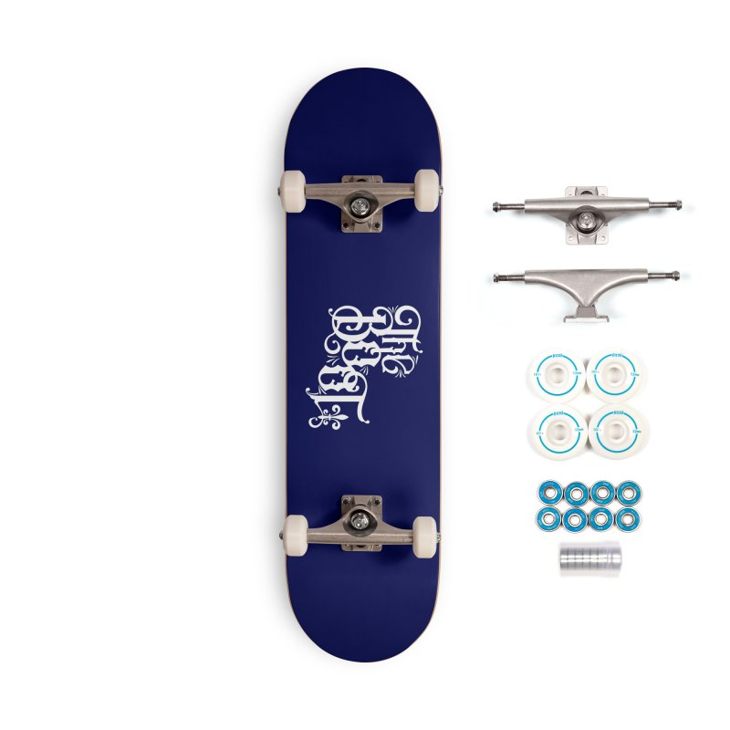 The Boot Accessories Complete - Basic Skateboard by Peregrinus Creative