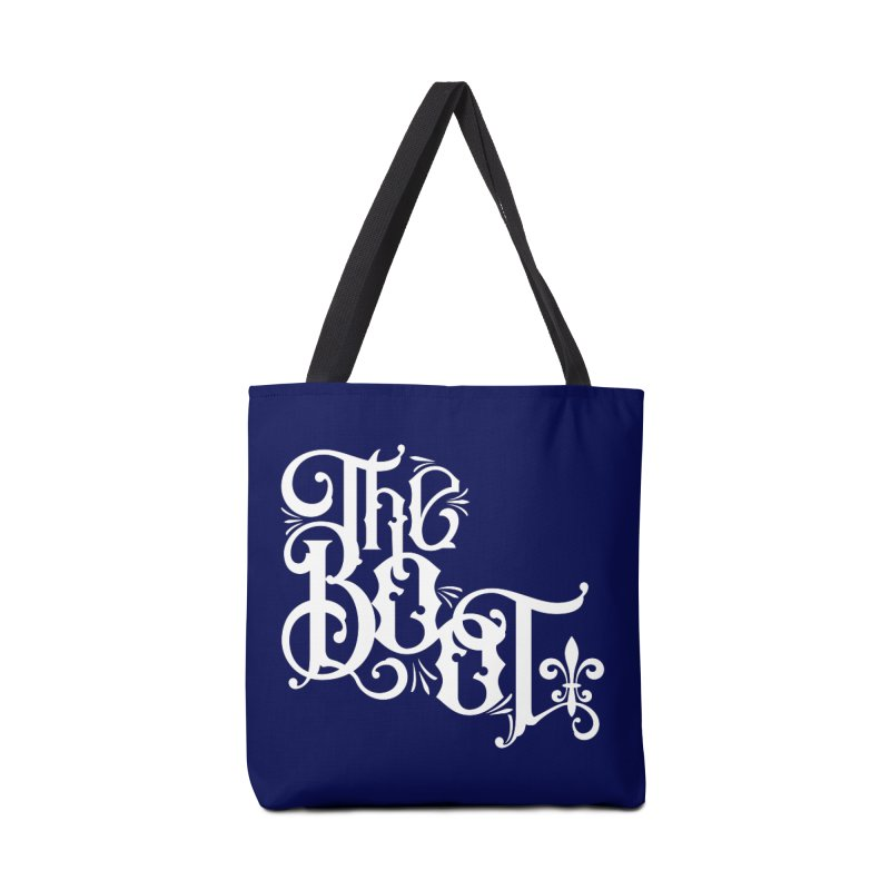 The Boot Accessories Tote Bag Bag by Peregrinus Creative