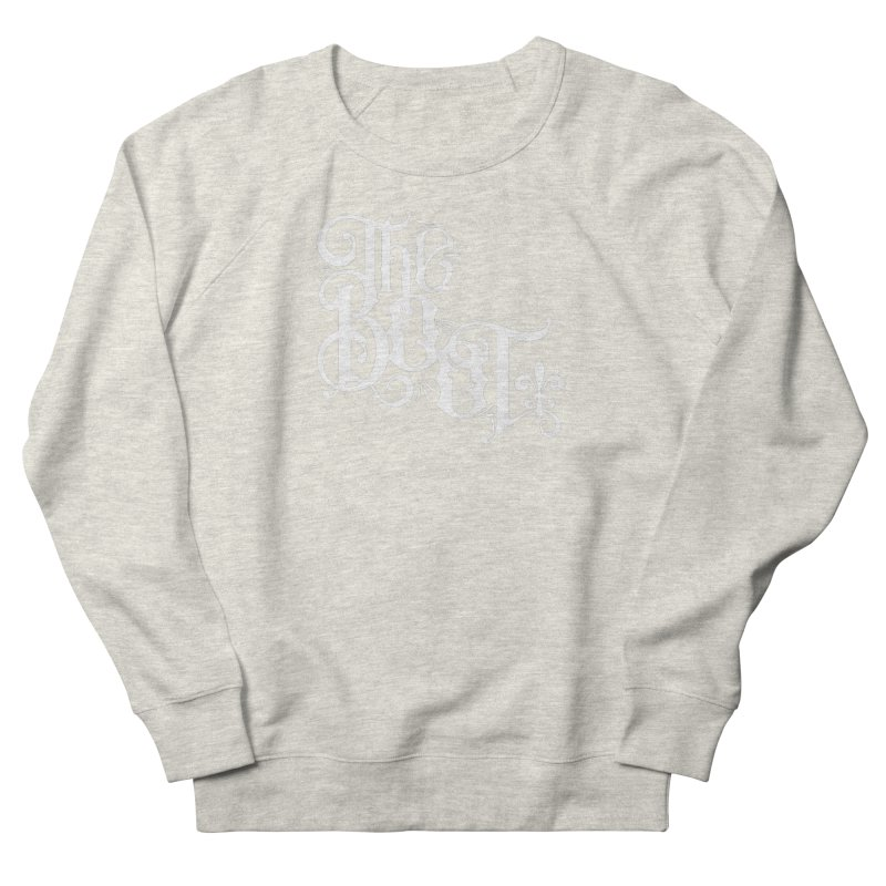 The Boot Men's French Terry Sweatshirt by Peregrinus Creative