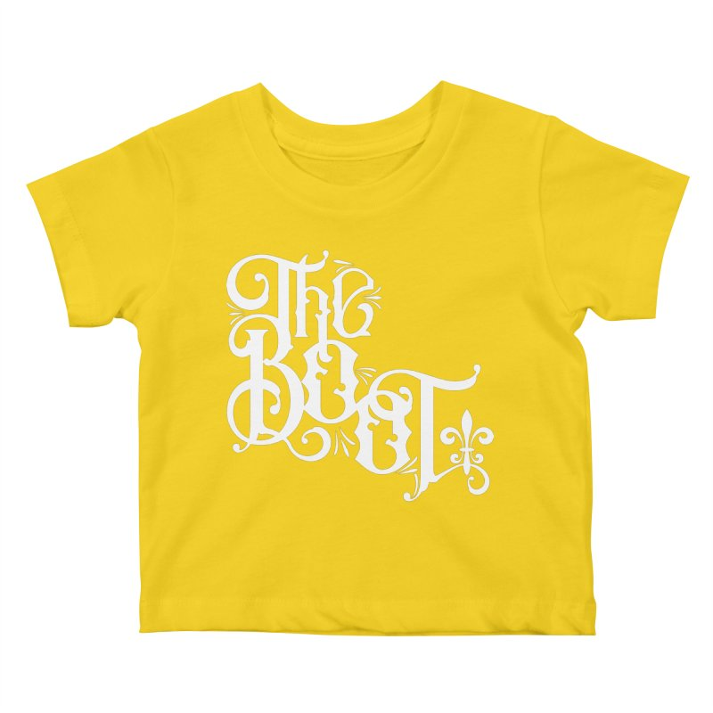 The Boot Kids Baby T-Shirt by Peregrinus Creative