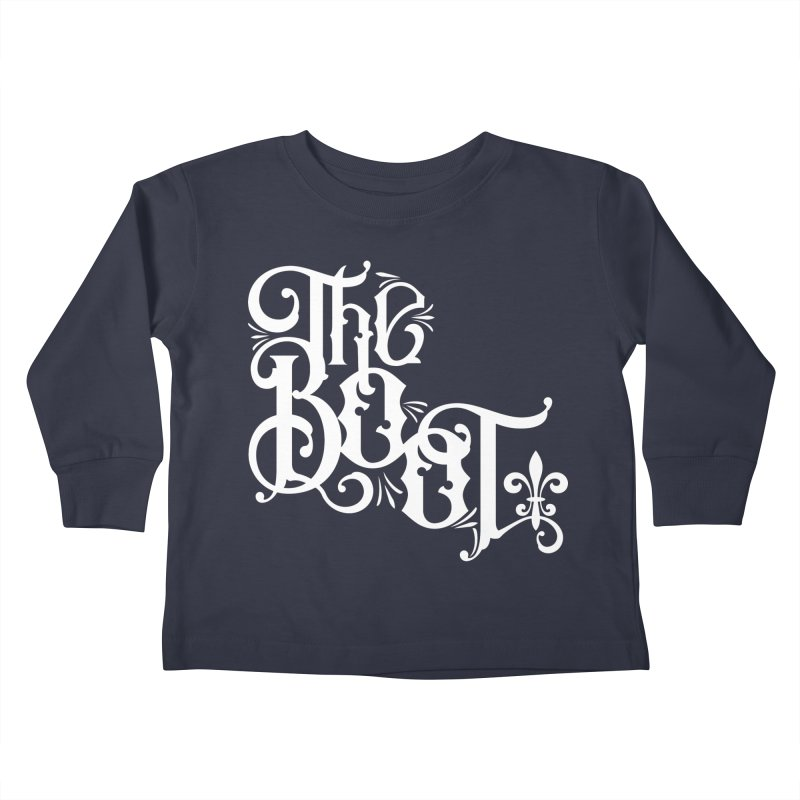 The Boot Kids Toddler Longsleeve T-Shirt by Peregrinus Creative