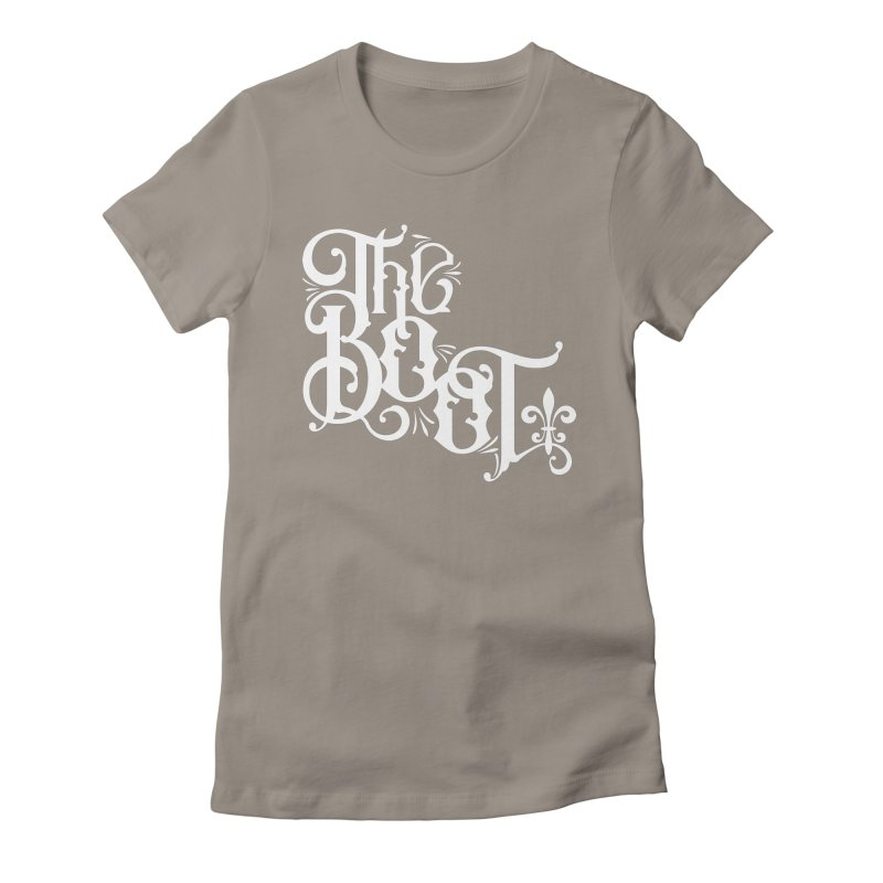 The Boot Women's Fitted T-Shirt by Peregrinus Creative