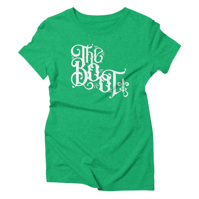 The Boot Women's Triblend T-Shirt by Peregrinus Creative