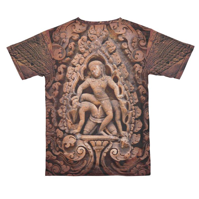 Khmer Warrior rebirth Men's Cut & Sew by Peregrinus Creative