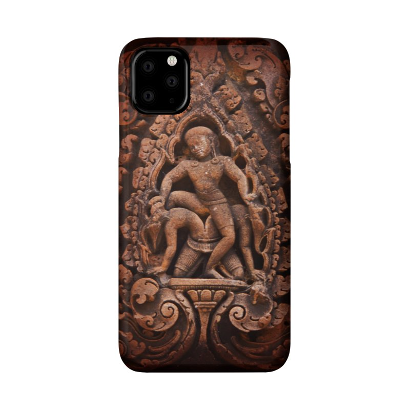 Khmer Warrior rebirth Accessories Phone Case by Peregrinus Creative