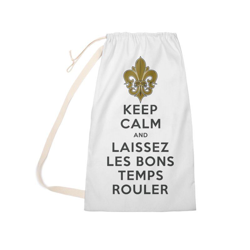 WHO DATs need to KEEP CALM Accessories Laundry Bag Bag by Peregrinus Creative