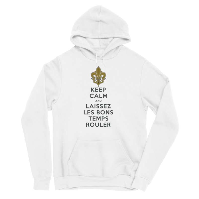 WHO DATs need to KEEP CALM Women's Sponge Fleece Pullover Hoody by Peregrinus Creative