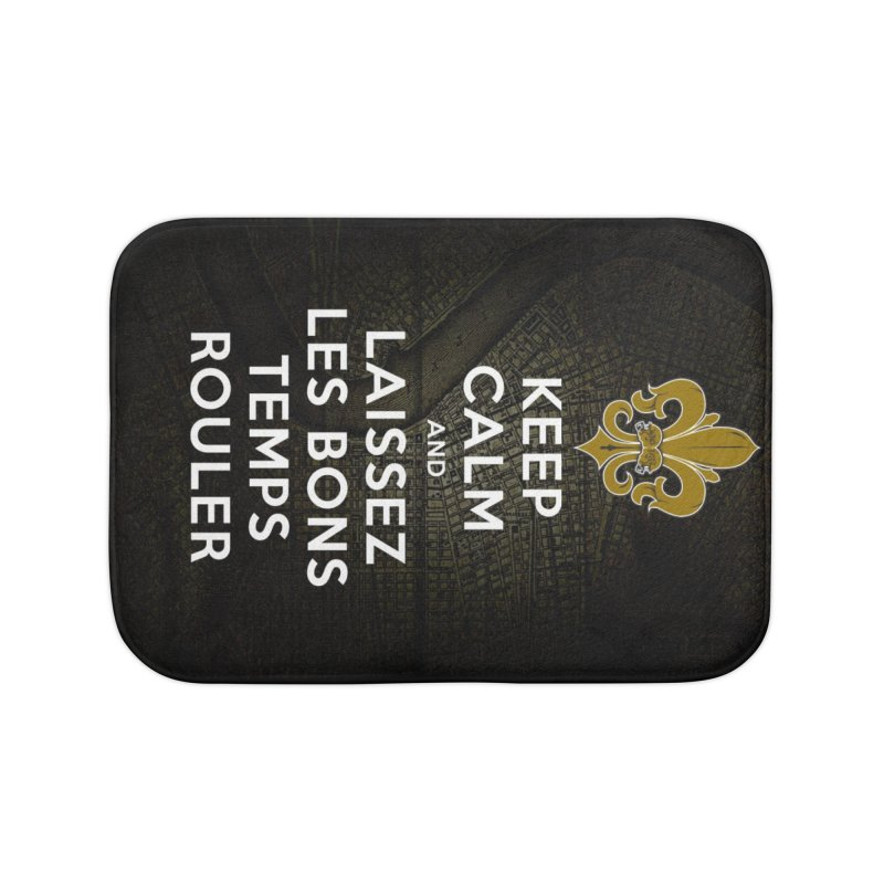 WHO DATs need to KEEP CALM Home Bath Mat by Peregrinus Creative