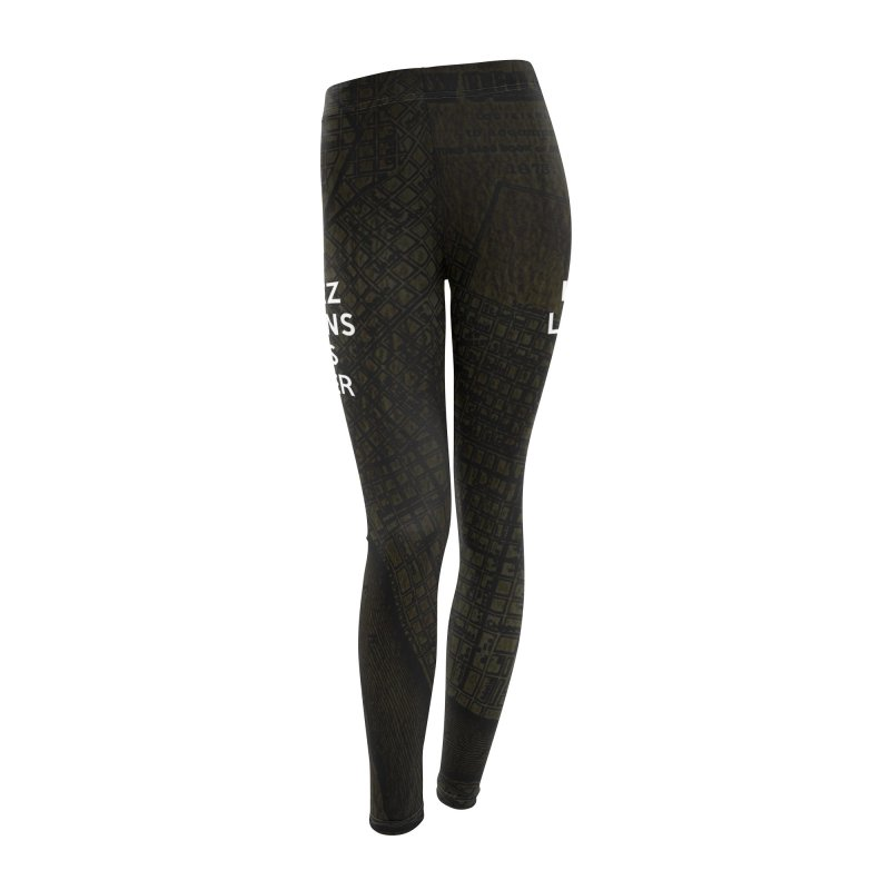 WHO DATs need to KEEP CALM Women's Leggings Bottoms by Peregrinus Creative