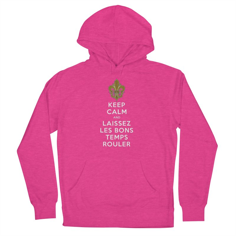 WHO DATs need to KEEP CALM Men's French Terry Pullover Hoody by Peregrinus Creative