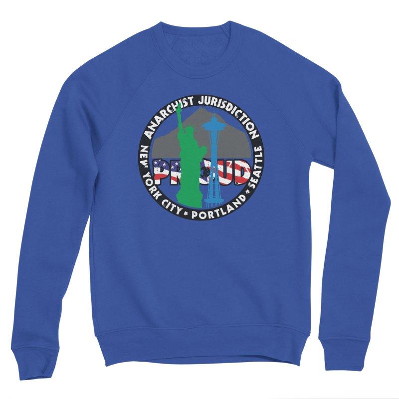 Anarchist Jurisdiction Proud Women's Sweatshirt by Peregrinus Creative