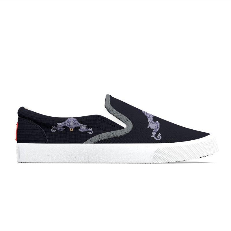 Bat symbolism Women's Shoes by Peregrinus Creative