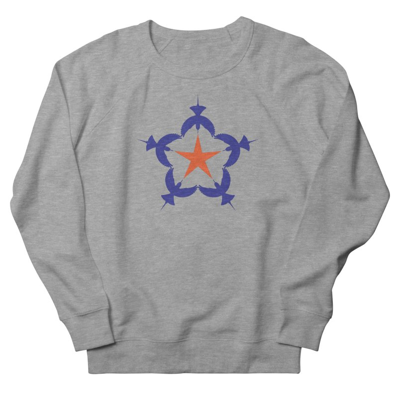 Bee-Eater Men's French Terry Sweatshirt by Peregrinus Creative