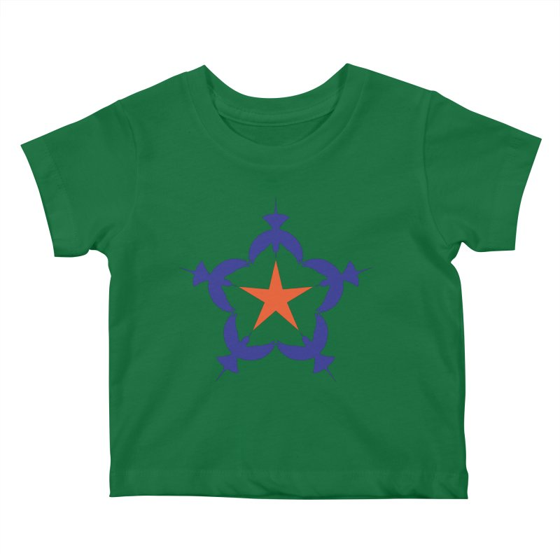 Bee-Eater Kids Baby T-Shirt by Peregrinus Creative