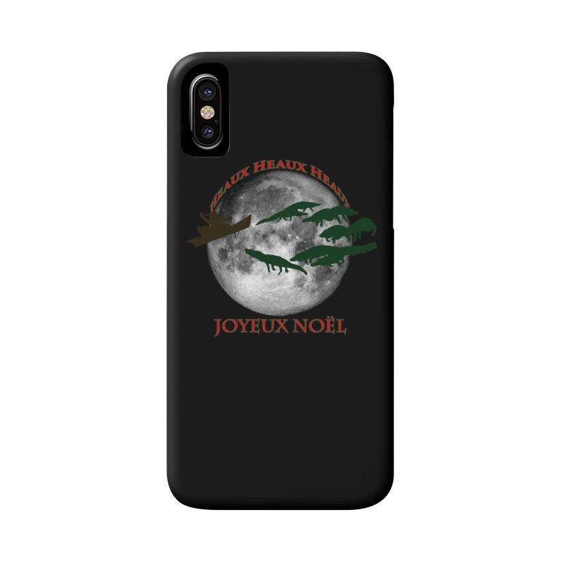 Cajun Christmas Accessories Phone Case by Peregrinus Creative