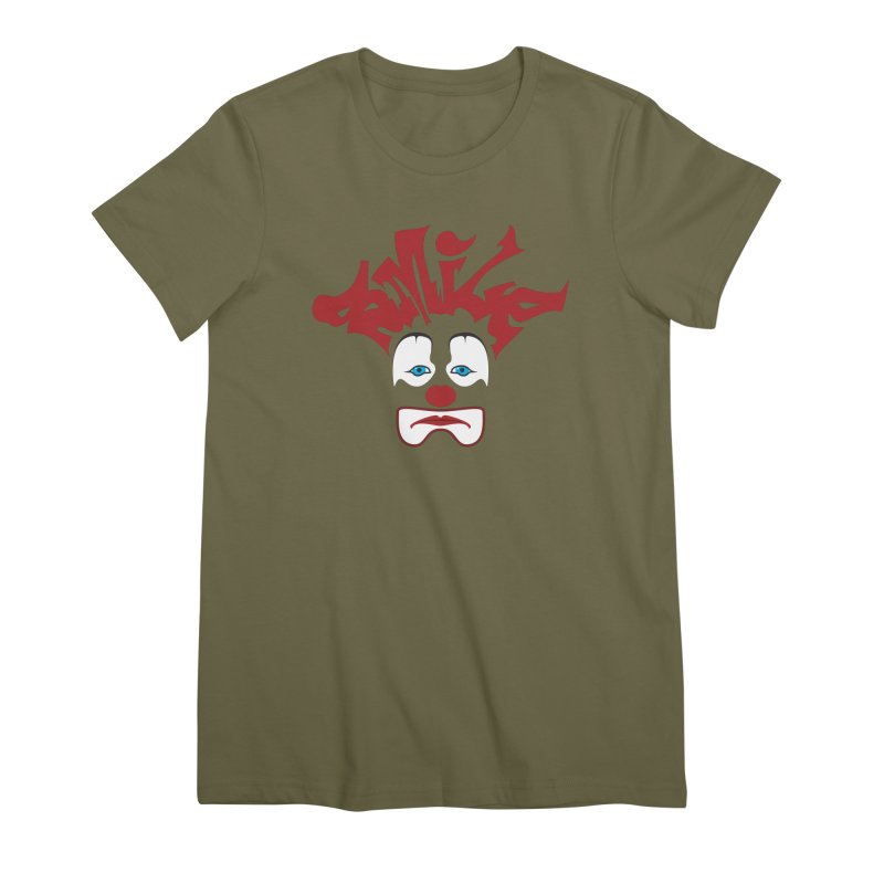 sMiLe Women's Premium T-Shirt by Peregrinus Creative
