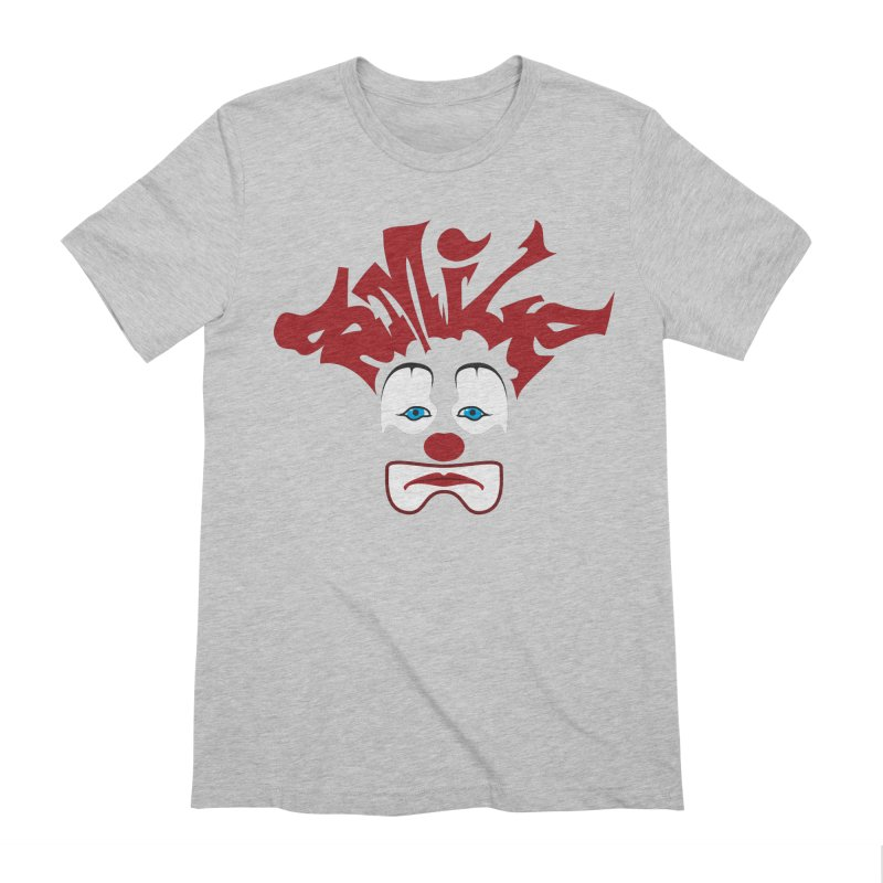 sMiLe Men's Extra Soft T-Shirt by Peregrinus Creative