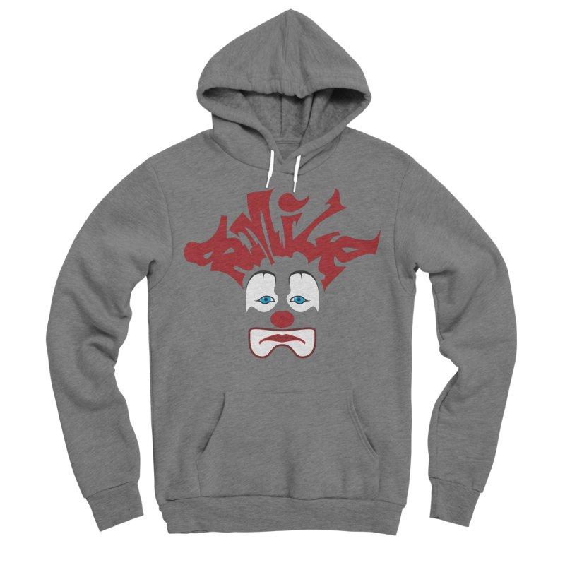 sMiLe Men's Sponge Fleece Pullover Hoody by Peregrinus Creative