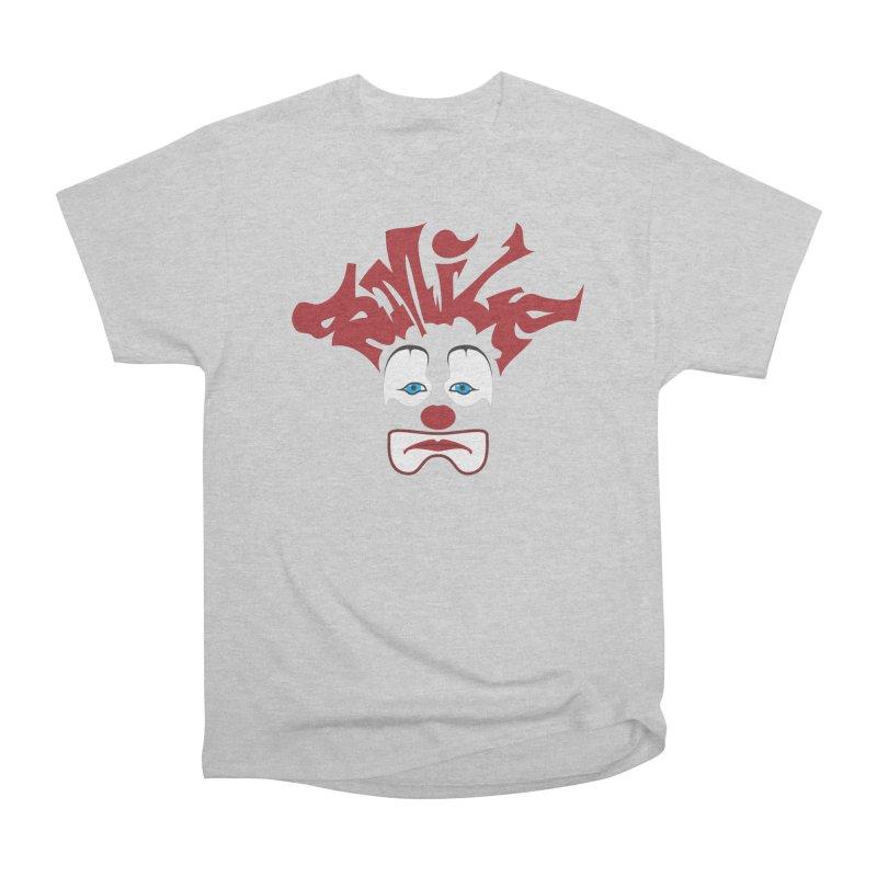 sMiLe Men's Heavyweight T-Shirt by Peregrinus Creative