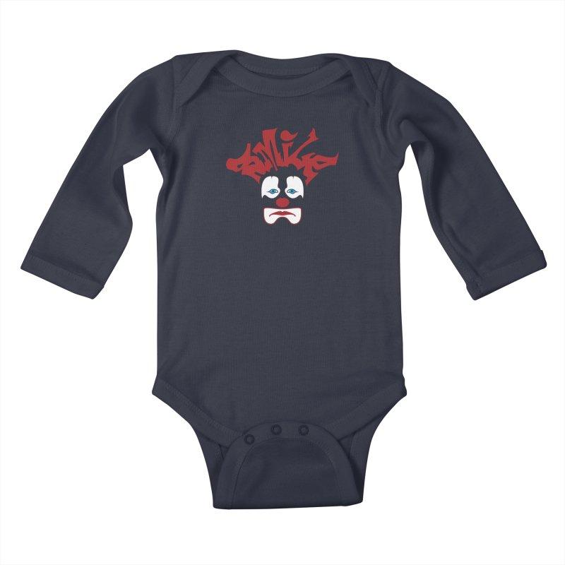 sMiLe Kids Baby Longsleeve Bodysuit by Peregrinus Creative