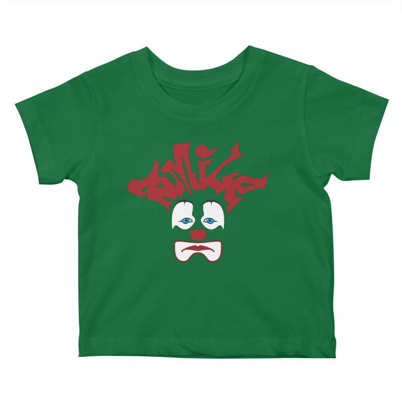 sMiLe Kids Baby T-Shirt by Peregrinus Creative