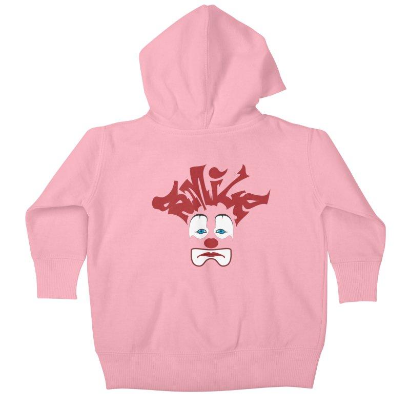sMiLe Kids Baby Zip-Up Hoody by Peregrinus Creative