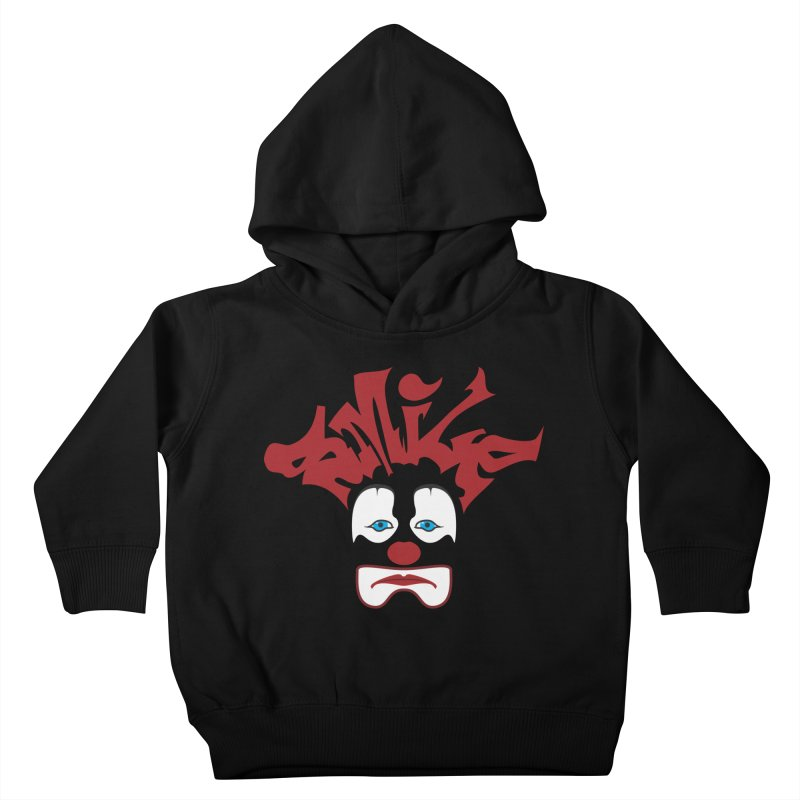 sMiLe Kids Toddler Pullover Hoody by Peregrinus Creative