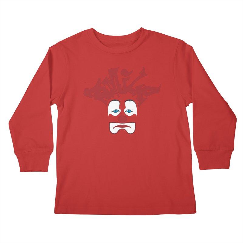 sMiLe Kids Longsleeve T-Shirt by Peregrinus Creative
