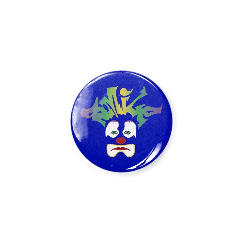 Mardi Gras sMiLe Accessories Button by Peregrinus Creative