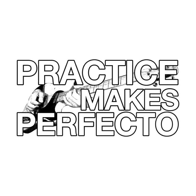 Practice Makes Perfecto Guitar Hands Women's Tank by Perfecto De Castro's Artist Shop