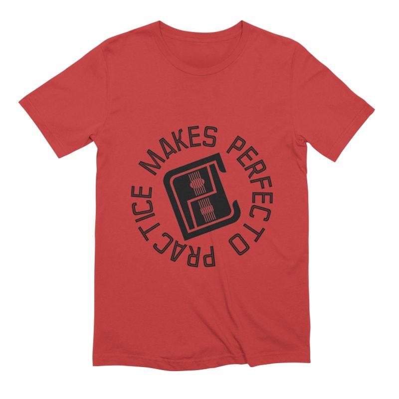 PMP Circle Men's T-Shirt by Perfecto De Castro's Artist Shop